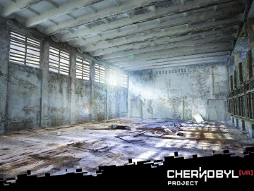 Sony offers a virtual Chernobyl tour