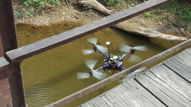 Состояние мостов будут проверять дроны