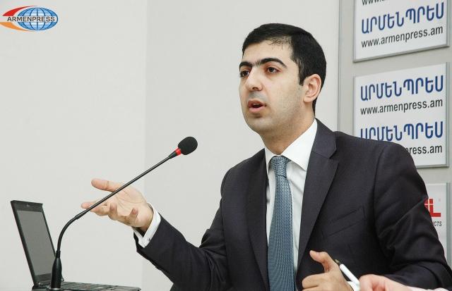 Советник Министерства финансов Армении и экс-замминистра юстиции Арам Орбелян станет спикером Armenian Gaming Forum