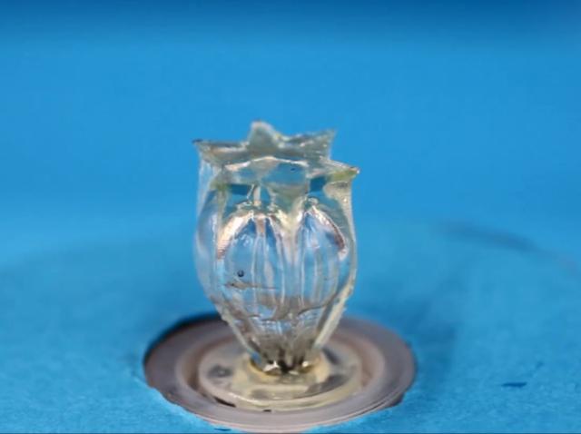 Создан эластомер для 3D-печати, который можно растягивать до 1100%