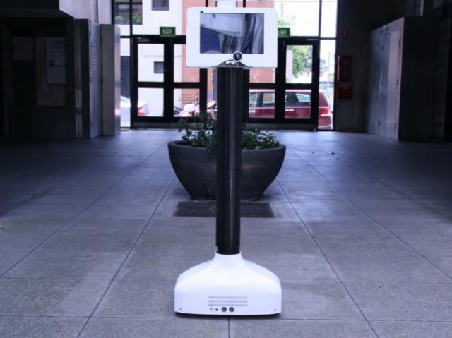 Створено робота Teleport для допомоги людям з обмеженими можливостями