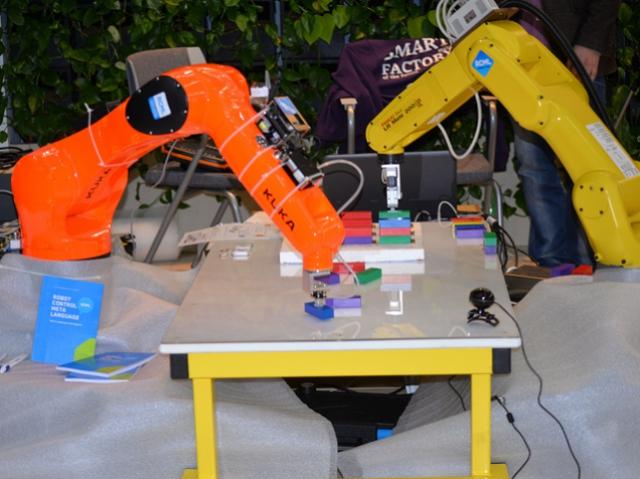 Создан универсальный язык программирования роботов
