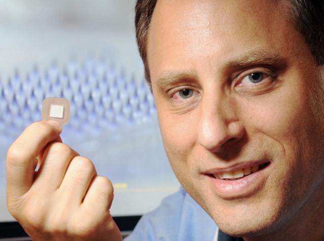 Создана новая вакцина от гриппа: теперь зимой нужно не шапку носить, а пластырь клеить