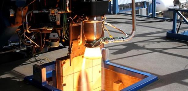 SpaceX будет печатать для американских ракет двигатели на 3D-принтере