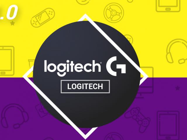 Спонсором зони «MK:X і FIFA» на WEGAME 4.0 стала компанія Logitech