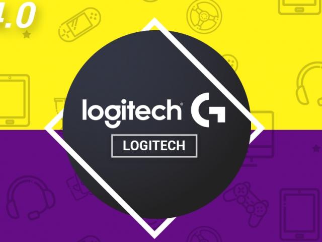 Спонсором зоны «MK:X и FIFA» на WEGAME 4.0 стала компания Logitech
