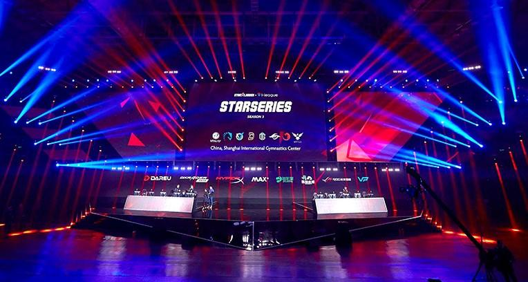 StarSeries i-League CS:GO S4 пройдет в феврале на «Киев Киберспорт Арене»