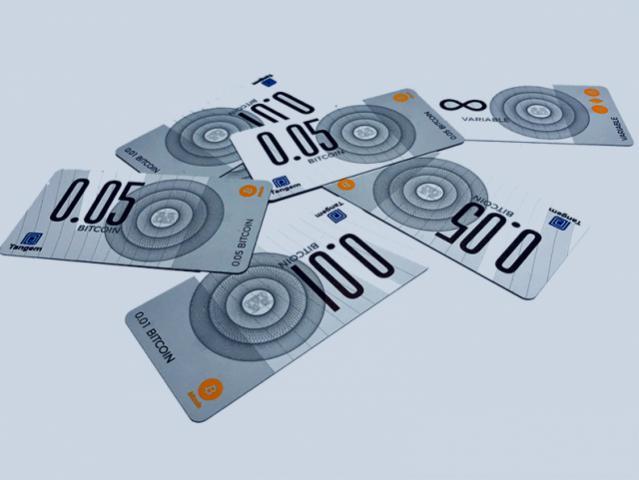 Стартап Tangem создаст умные криптовалюты, которые можно потрогать руками