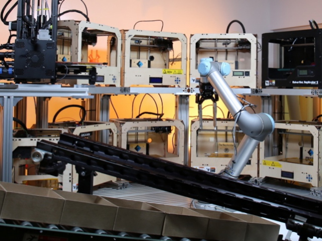 Tend.ai develops robots for 3D printers operation