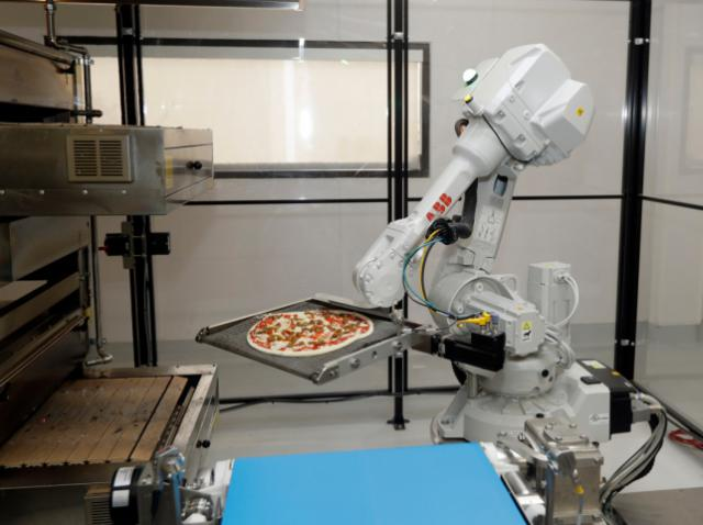 Стартап Zume Pizza получил $48 млн инвестиций