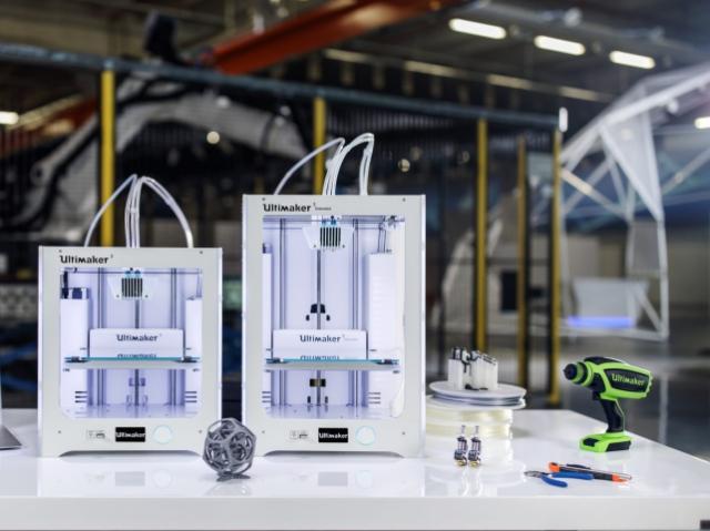 Sales of Ultimaker 3 desktop 3D printer for professional printing started