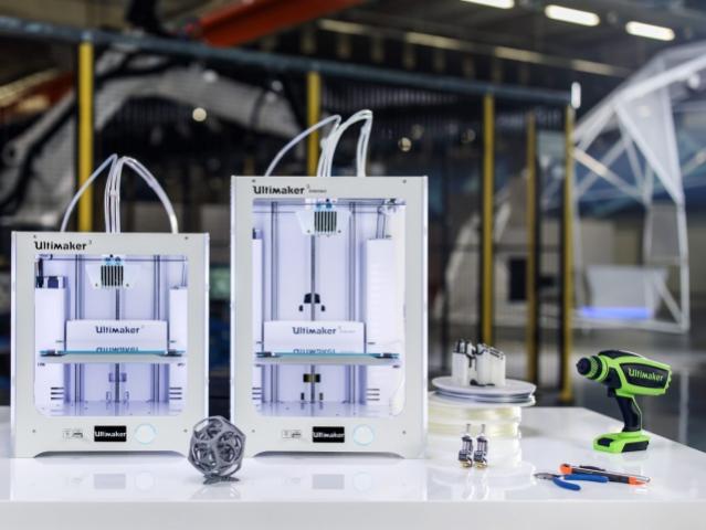 Стартовали продажи настольного 3D-принтера для профессиональной печати Ultimaker 3