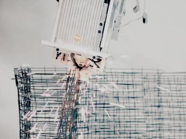 Строительный робот занял I место на Швейцарском инновационном форуме