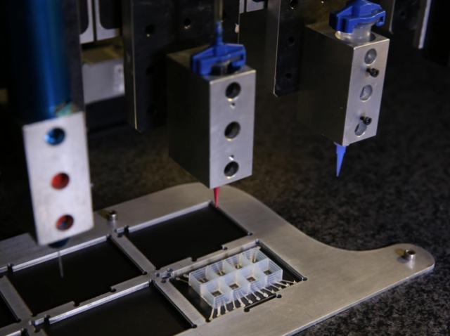 Структуру материала для 3D-печати можно программировать