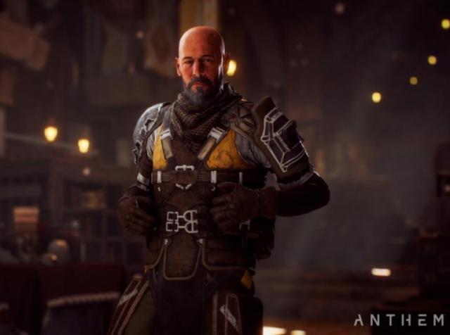 Студія BioWare розкрила деталі сюжету Anthem і презентувала новий трейлер гри