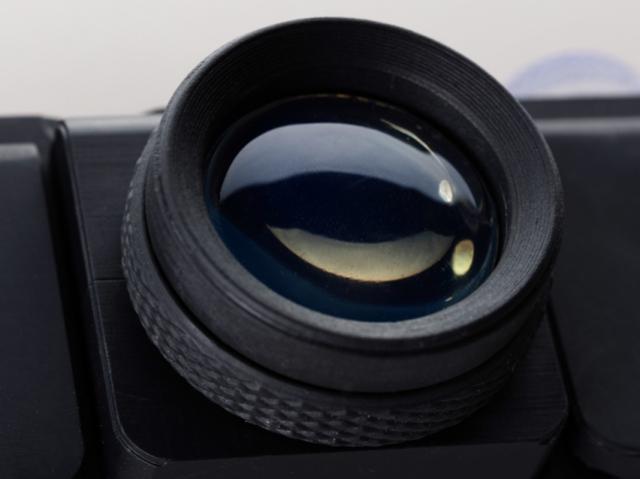 Студент создал полностью 3D-печатную плёночную фотокамеру