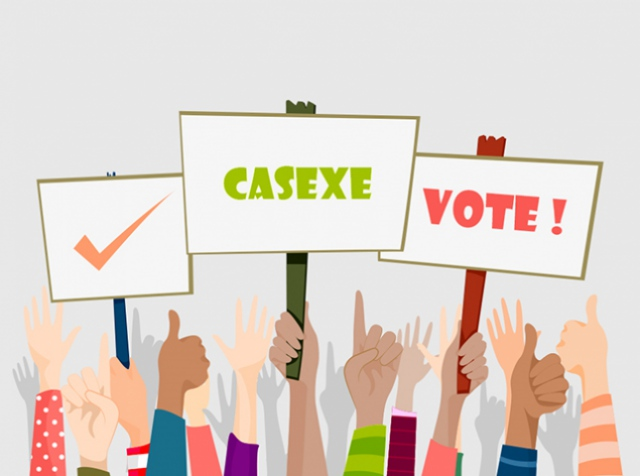 Support CASEXE in the CEEG Awards 2016 online voting