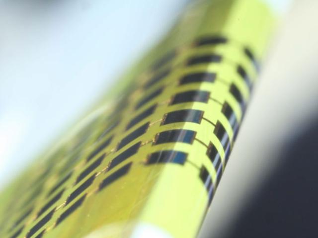 Сверхтонкие солнечные панели изобрели в Южной Корее