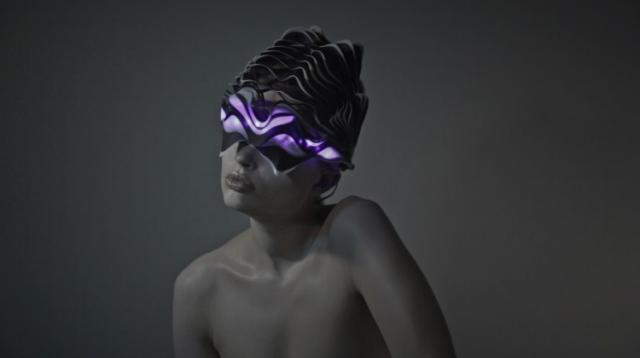 Synapse – демонстрация 3D-печати и силы мысли