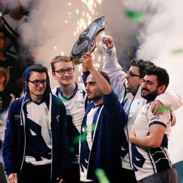 Team Liquid won gold at TI7