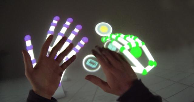 Технологія Orion надасть нам змогу взаємодіяти з віртуальною реальністю
