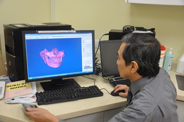 Технология 3D-печати помогла восстановить челюстную кость