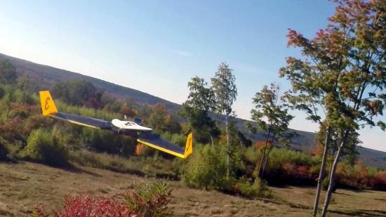 Теперь дроны минуют препятствия на высокой скорости