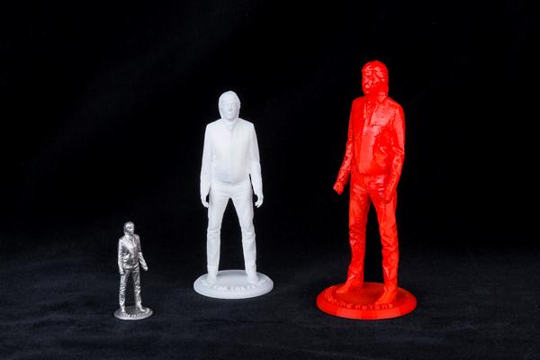 Теперь можно 3D-напечатать собственного Пола Маккартни
