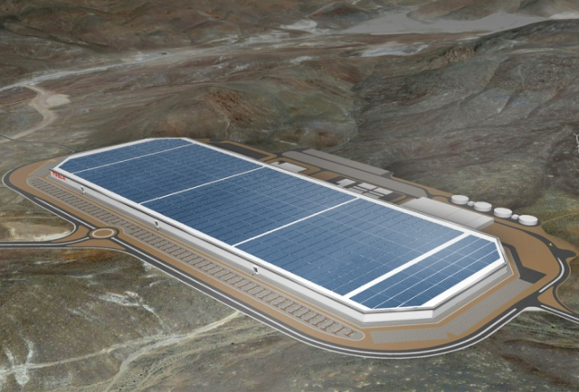 Tesla Gigafactory официально откроется в конце июля
