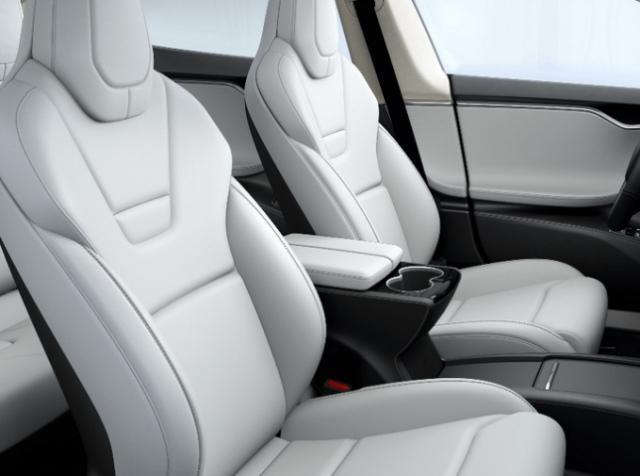 "Tesla says ""No"" to leather seats"