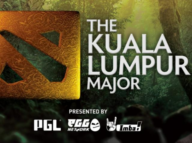 The Kuala Lumpur Major 2018: tournament draw and news