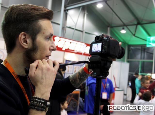 Топ-3 видео с Robotics Expo 2016