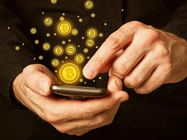 Top 5 cryptocurrency mobile applications