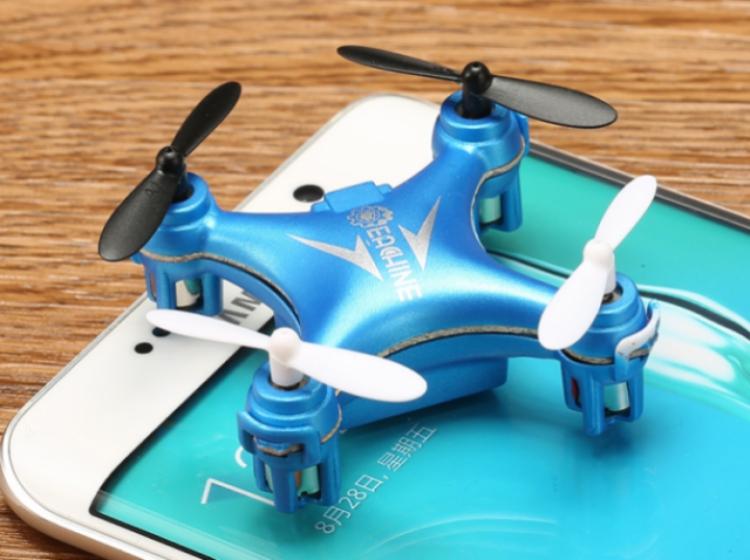 Топ-5 миниатюрных дронов
