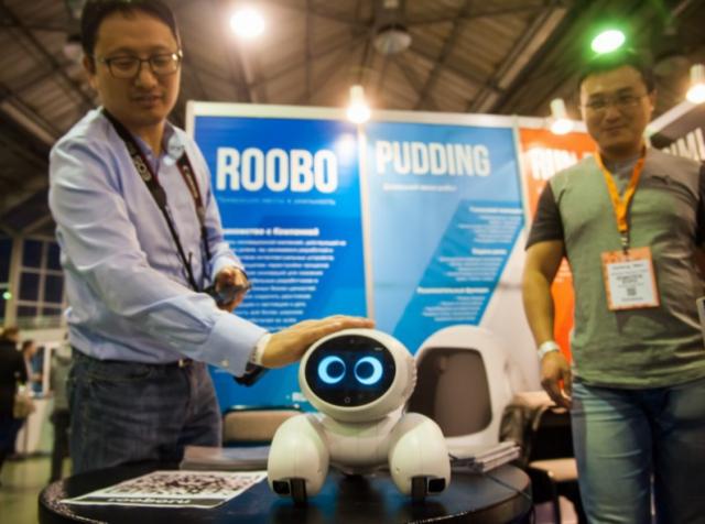 ТОП-5 роботов-участников выставки Robotics Expo 2016