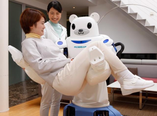 Топ-7 уникальных роботов современности. Видео