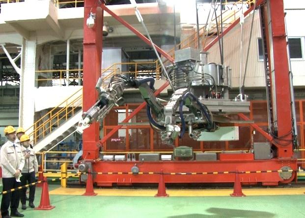Toshiba создала робота, который будет чистить АЭС «Фукусима»