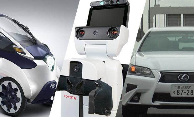 Toyota будет инвестировать в искусственный интеллект