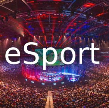 Трансляции киберспорта обгоняют по популярности традиционные матчи