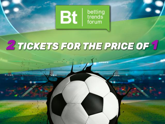 Two tickets to Betting Trends Forum for the price of one. Last chance!