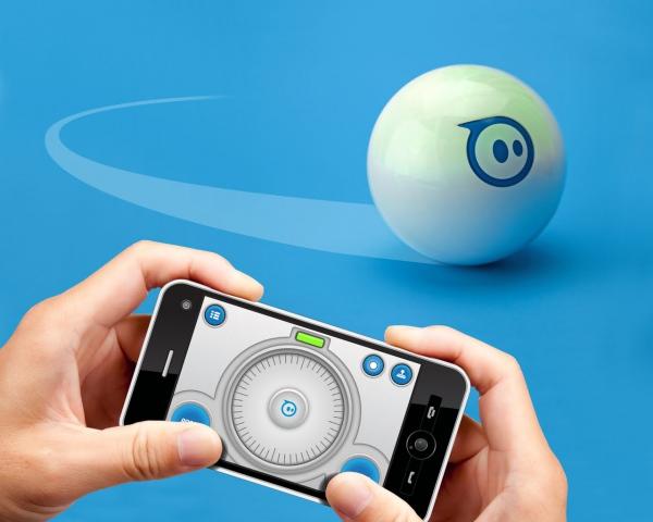 У робота-шарика Sphero появились новые функции