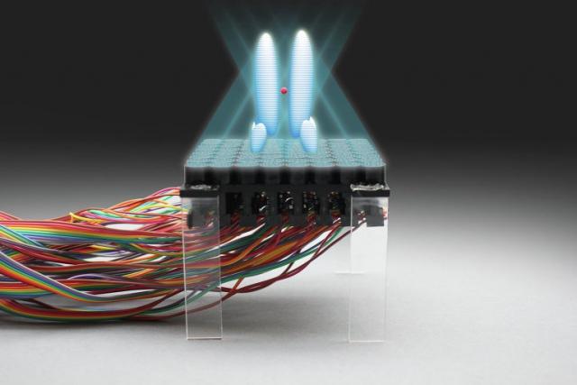Ученые разработали акустический «притягивающий луч»