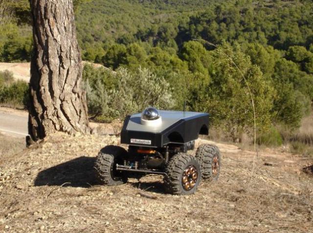 Учёные обучили робота охоте за «жертвой»