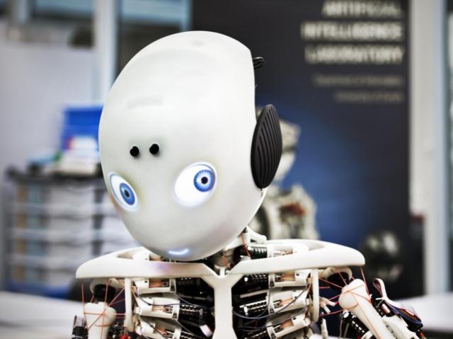Учёные представили 3D-печатного робота с опорно-двигательной системой, как у человека