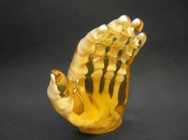 Учёные представили технологию 3D-печати ювелирных изделий непосредственно на теле человека