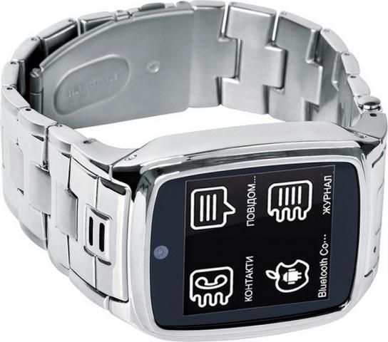 Український виробник  AIRON випустив розумний годинник