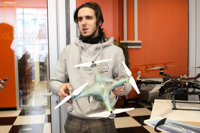 Ukrainian Army Using 3D Printed Drones To Battle Pro-Russian Separatists As Cease-fire Nears