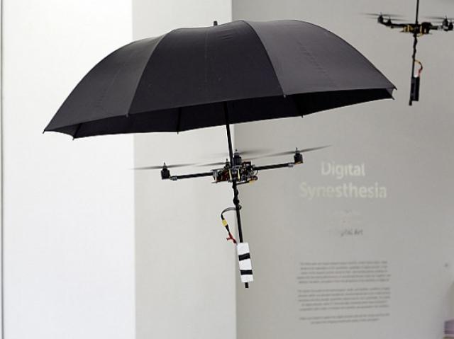 Umbrella – дрон, который зонт