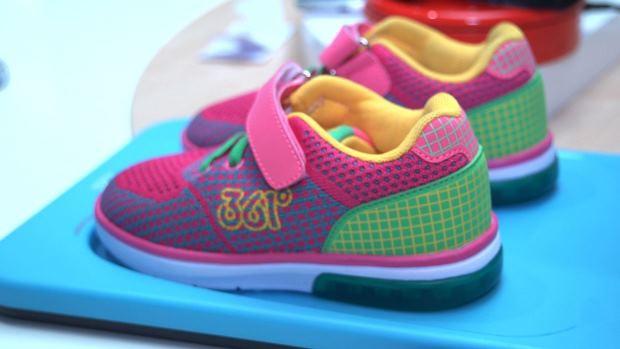 Умная обувь подскажет, где находится ребенок