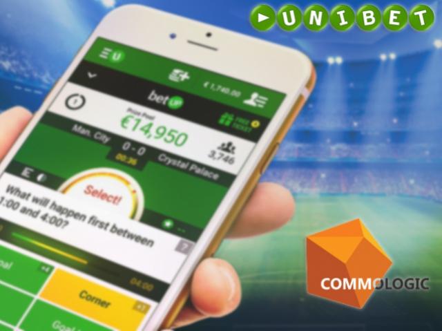 Unibet развивает ставки на футбольные матчи